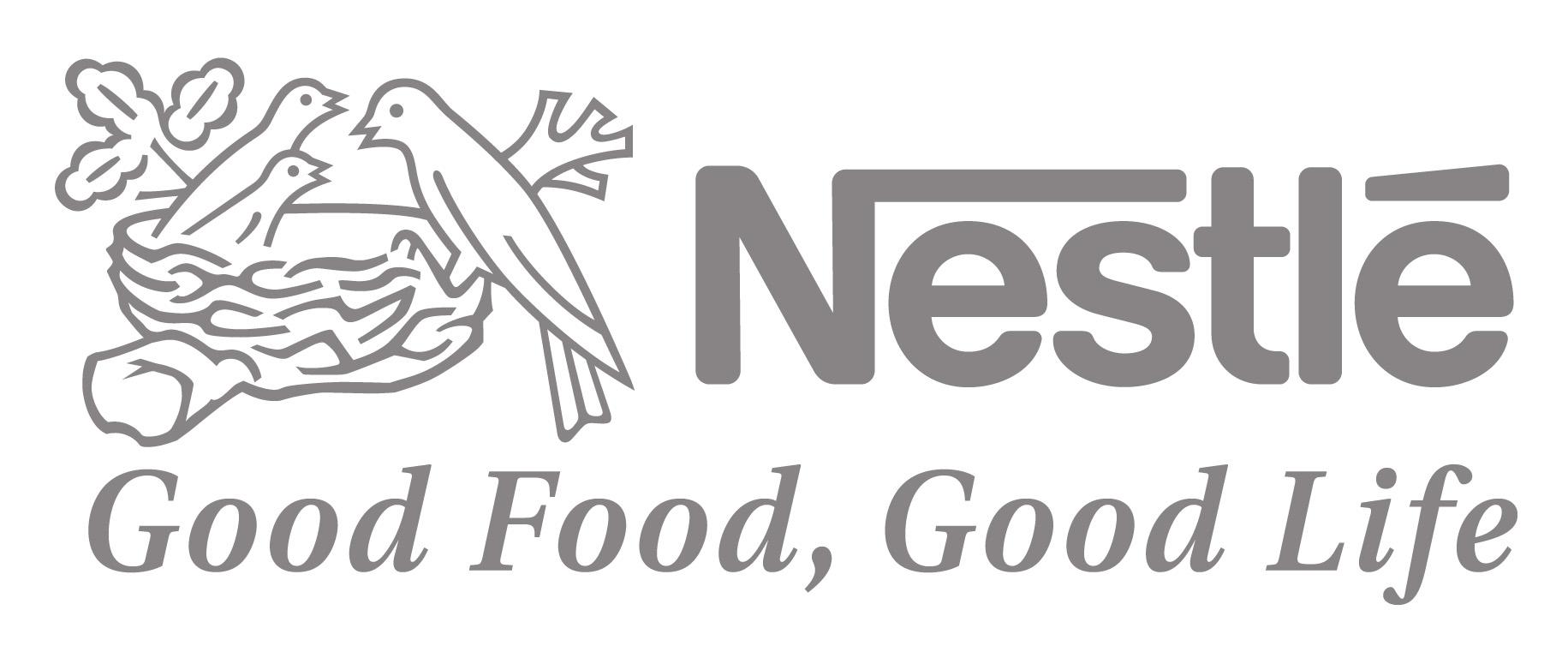 логотип компании Нестле
